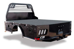 Steel Skirted Truck Beds